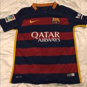 Nike Other - FC Barcelona Jerseys- Leo Messi